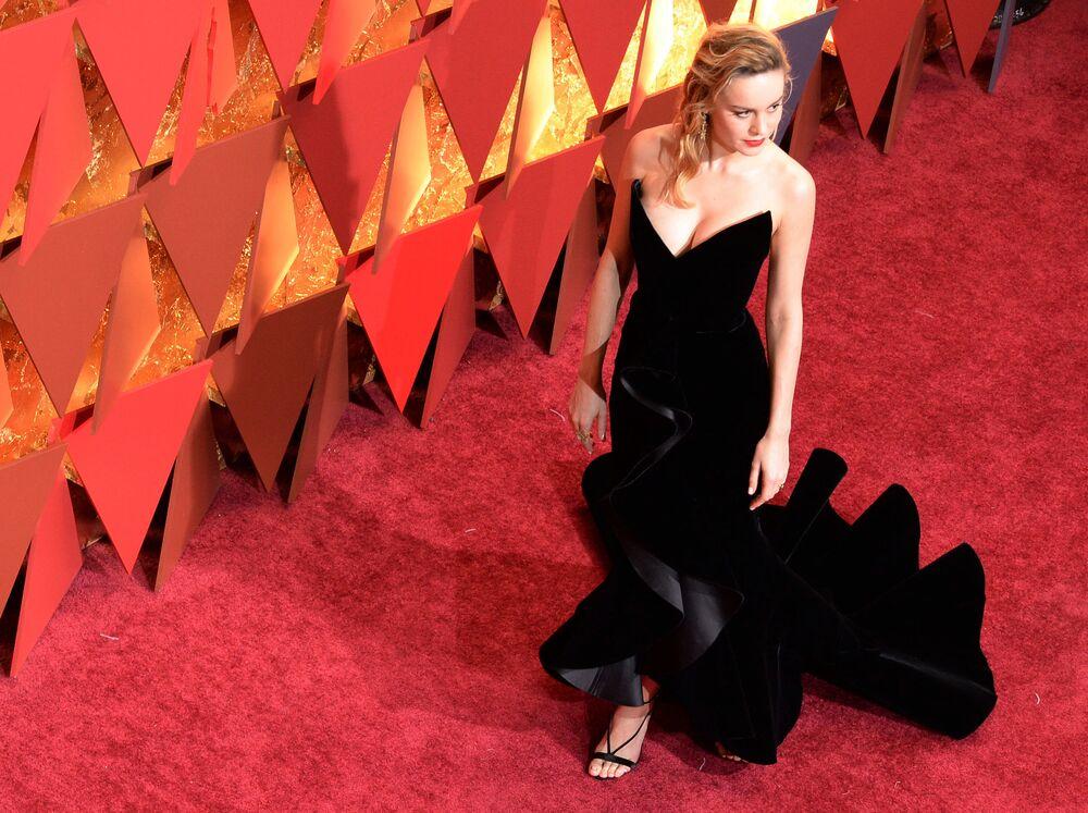 Oscars 2017 : les stars sur le tapis rouge