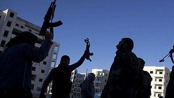 Syrie : un nouveau groupe terroriste préoccupe les USA (médias) - Sputnik France