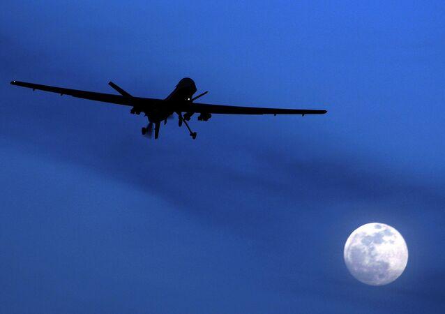 Un drone. Image d'illustration