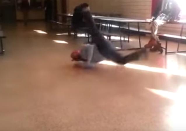Un professeur-danseur