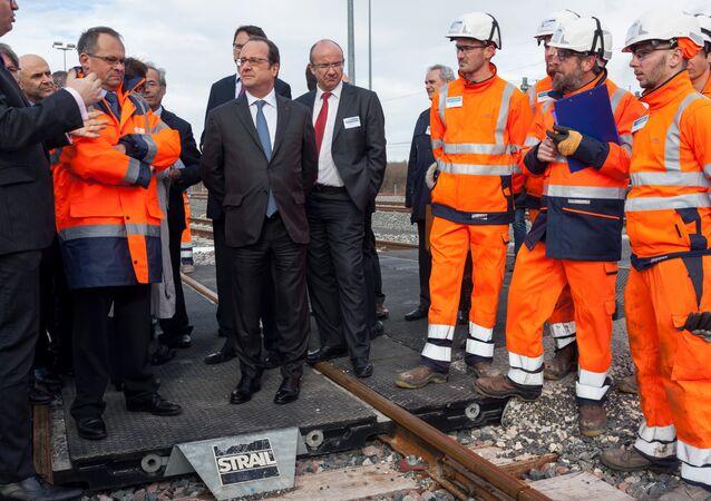 Hollande à Villognon