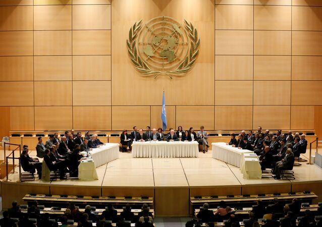 L'attaque aérienne US en Syrie compliquera les négociations de Genève