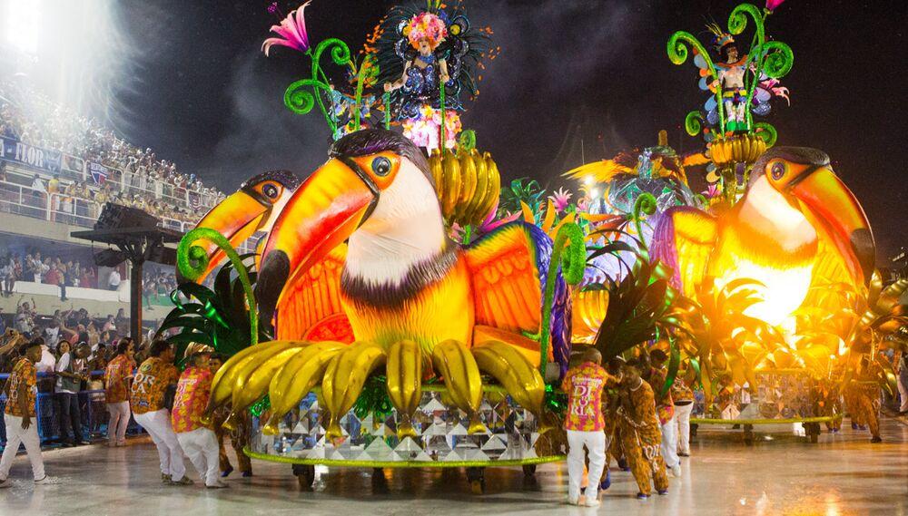 Le Carnaval de Rio de Janeiro