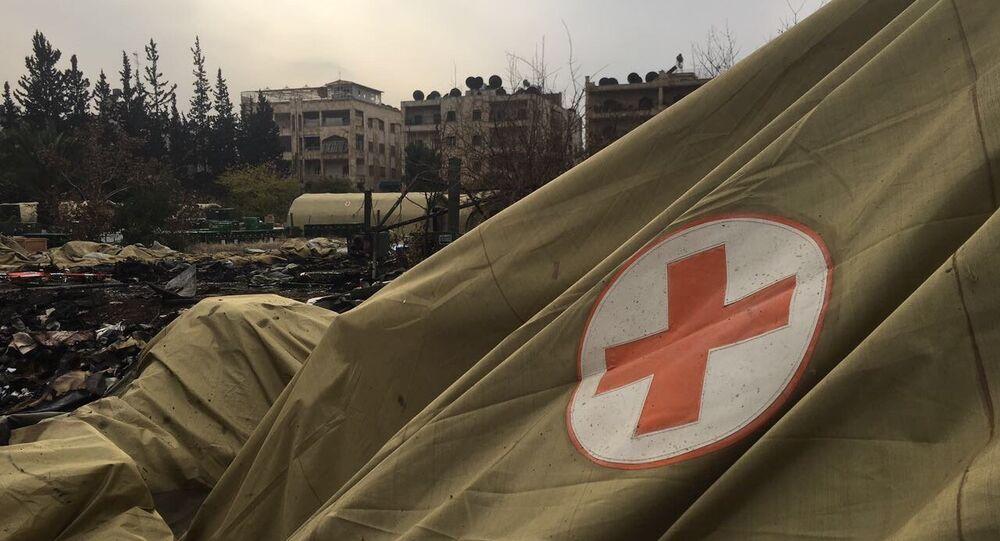 À la guerre, les médecins syriens ont perfectionné leur art