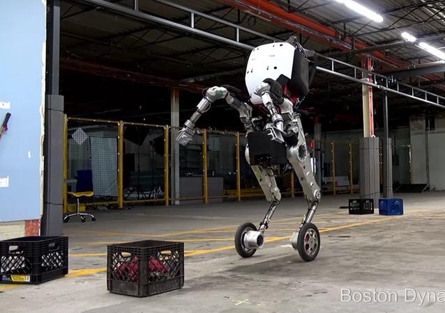 «Handle»: le robot qui fera rougir n'importe quel athlète