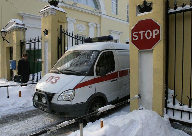 l'hôpital principal militaire Bourdenko