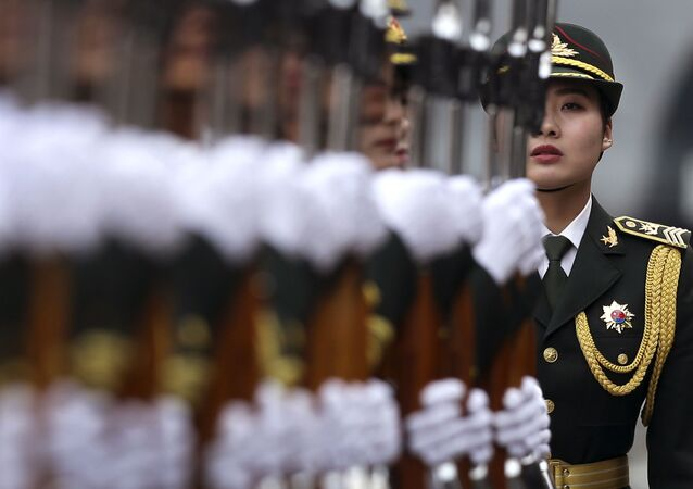 Militaires chinois