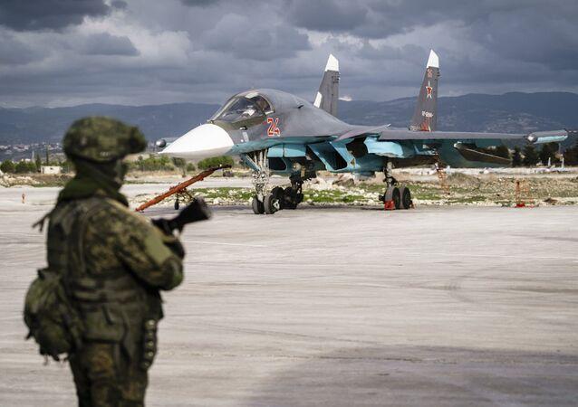 Militaire russe en Syrie