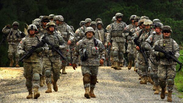 U.S. Army Soldiers. (File) - Sputnik France