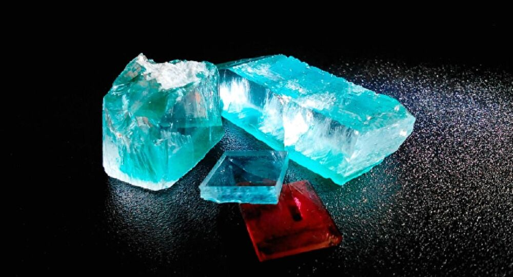 Des cristaux