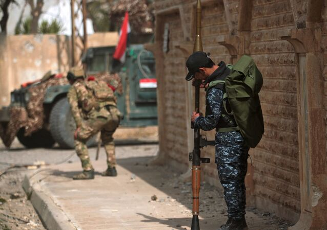 L'armée irakienne a éliminé la plupart des chefs de Daech