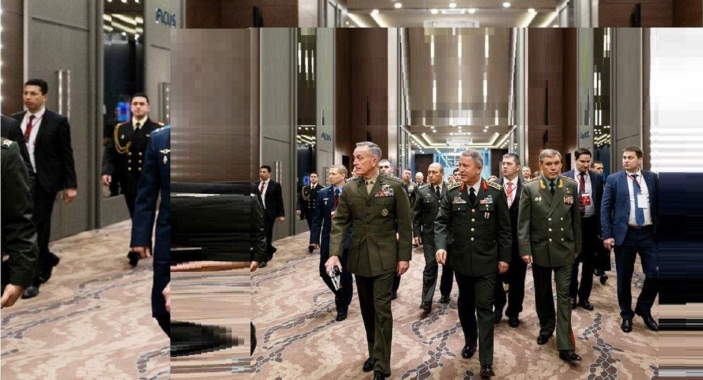 Réunion en Turquie des chefs d'état-major turc, américain et russe