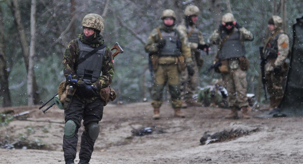 Instructeurs militaires canadiens en Ukraine
