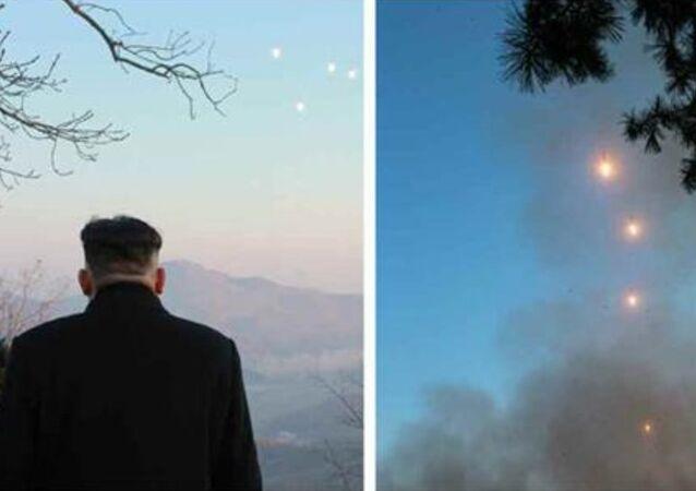 La Corée du Nord teste des missiles balistiques