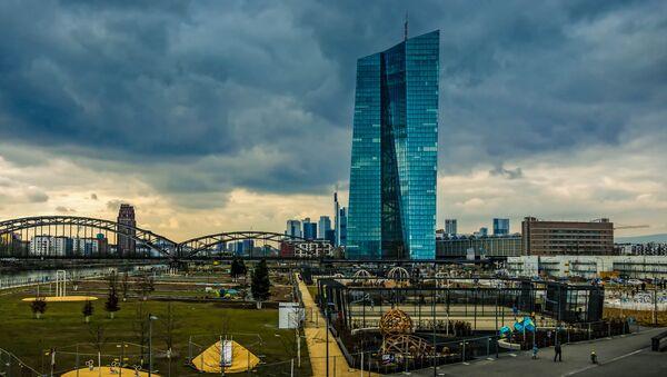 Europäische Zentralbank in Frankfurt am Main - Sputnik France