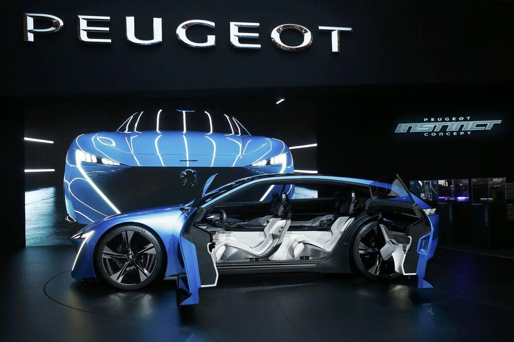 Nouveautés du Salon international de l'automobile de Genève 2017