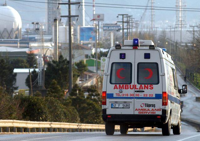 Ambulance turque