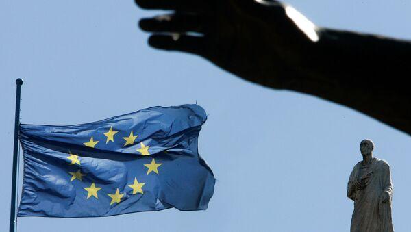 Drapeau de l'UE - Sputnik France