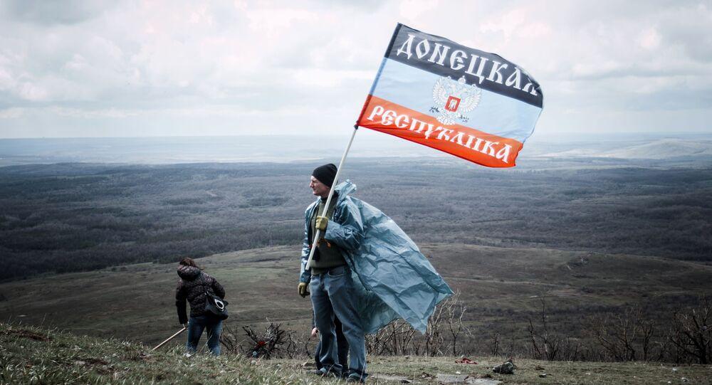 La République populaire de Donetsk transforme la ligne de contact en frontière nationale