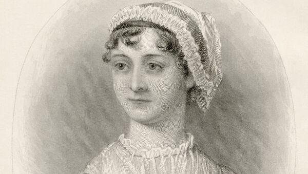 Jane Austen, portrait, 1873 г. - Sputnik France