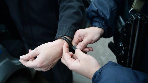 Criminal detention. (File)  - Sputnik France