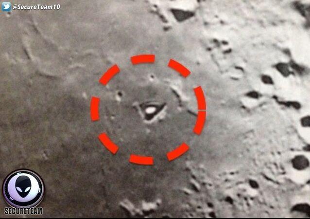 Base extraterrestre sur la Lune