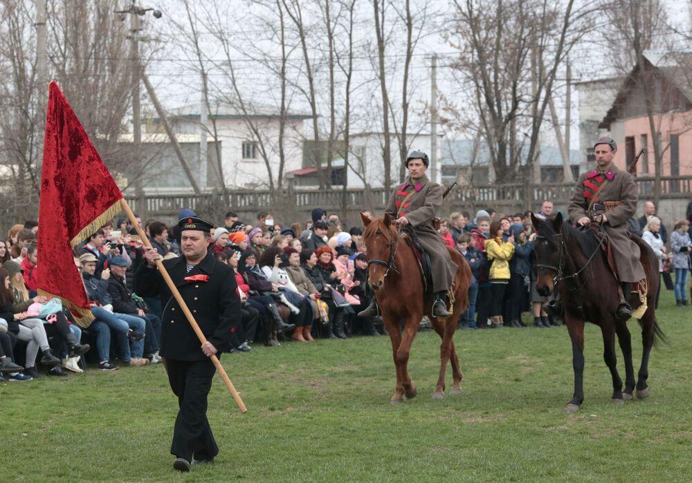 Le Festival «Le Printemps en Crimée»