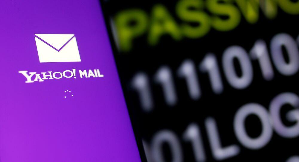 Yahoo Mail logo