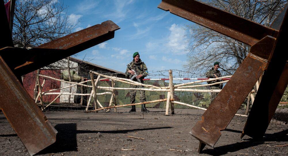 Washington: le blocus du Donbass nuira aux accords de Minsk