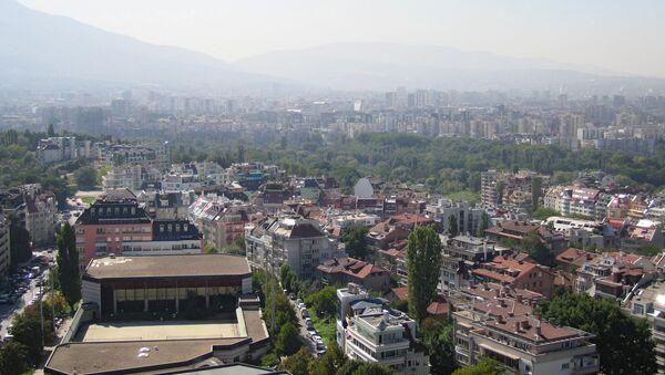 Вид столицы Болгарии Софии - Sputnik France