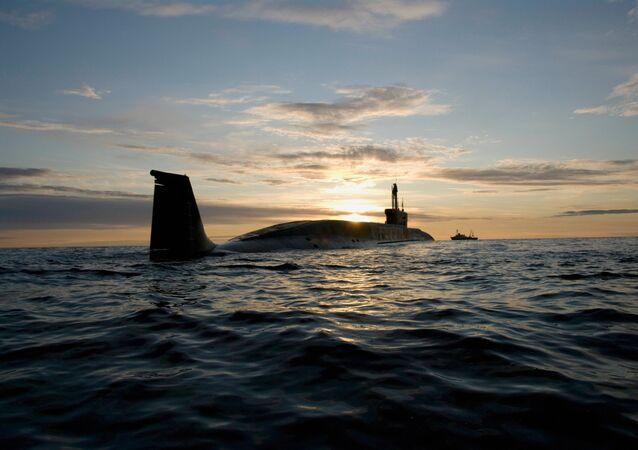 Les forces sous-marines russes