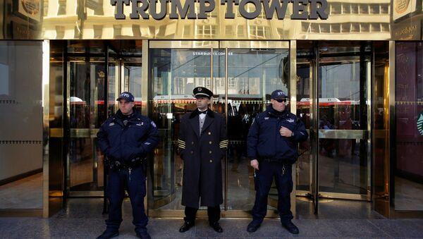 La Trump Tower à New York - Sputnik France