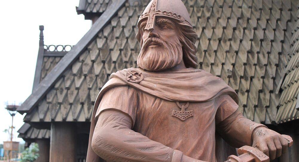 Un cadeau du roi des vikings daté de 960 découvert au Danemark