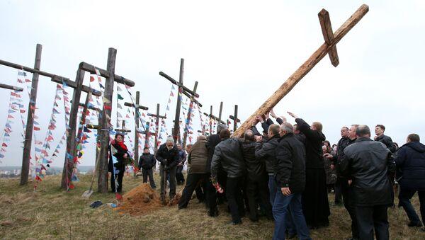 Croix chrétiennes - Sputnik France