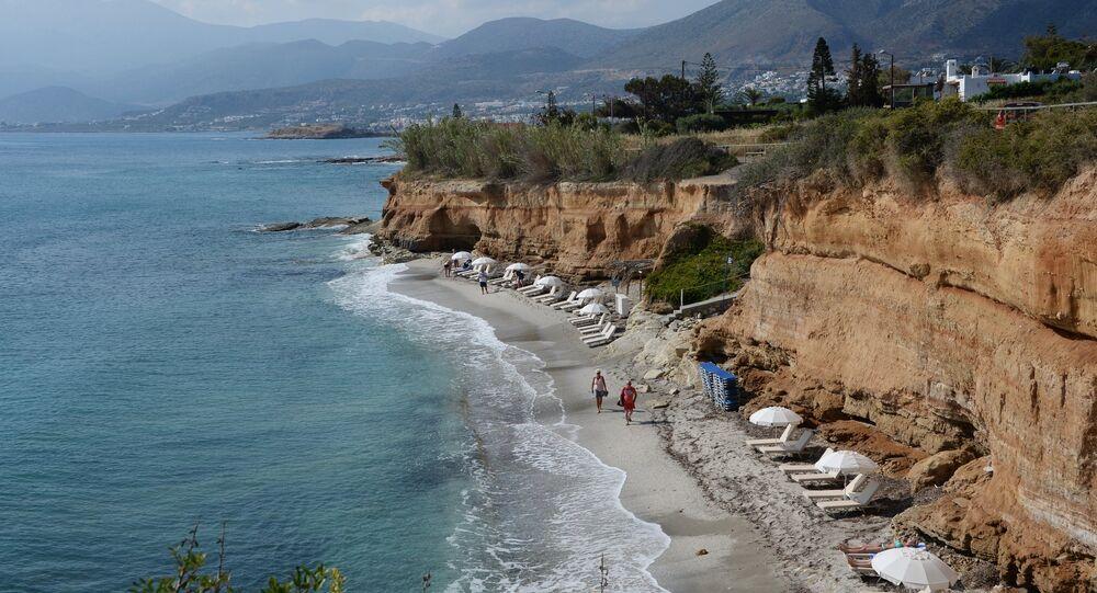 Monument nazi restauré en Crète: les habitants indignés par un geste de «provocation»