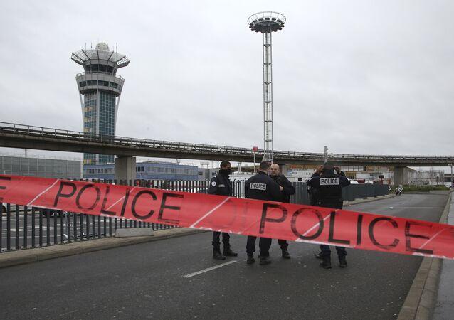 Aéroport d'Orly-Sud à Paris