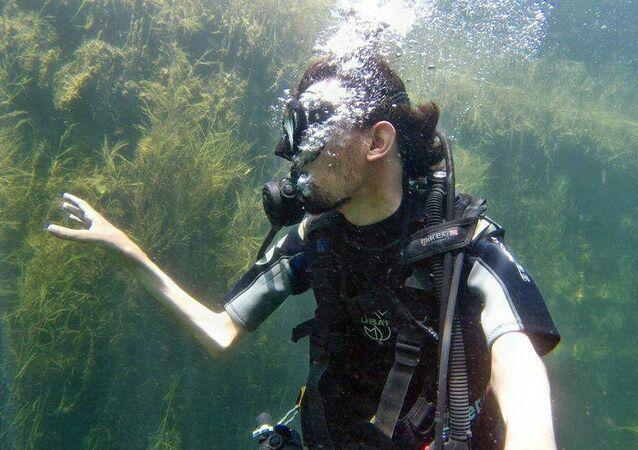 Repousser les limites du possible: comment un handicapé est devenu plongeur (photos)