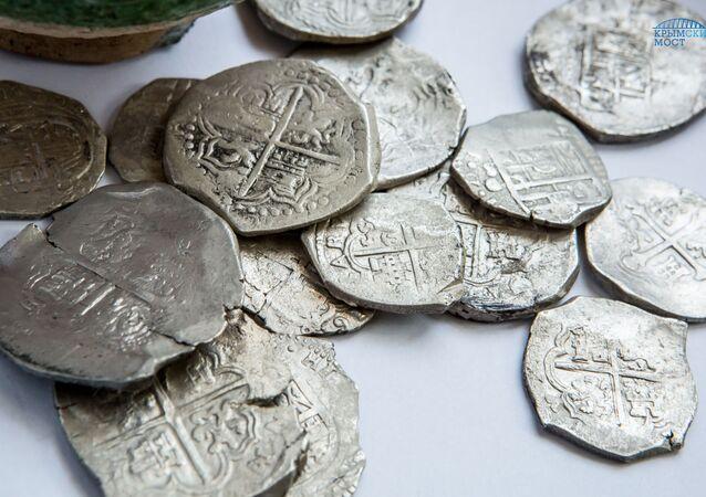 Des monnaies anciennes