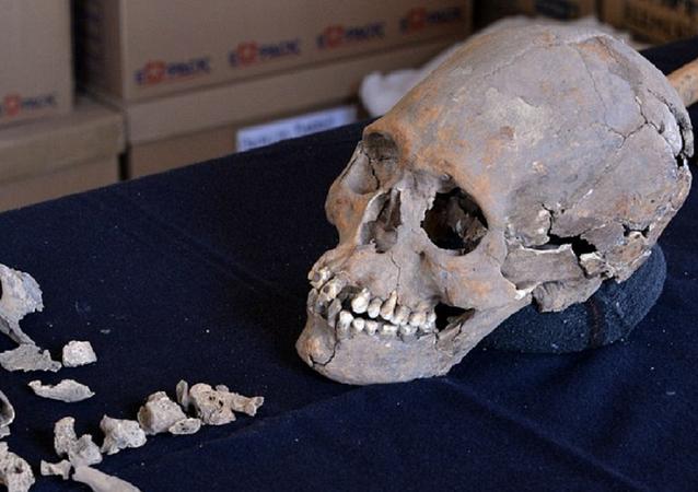 crânes découverts dans des fosses communes au Mexique