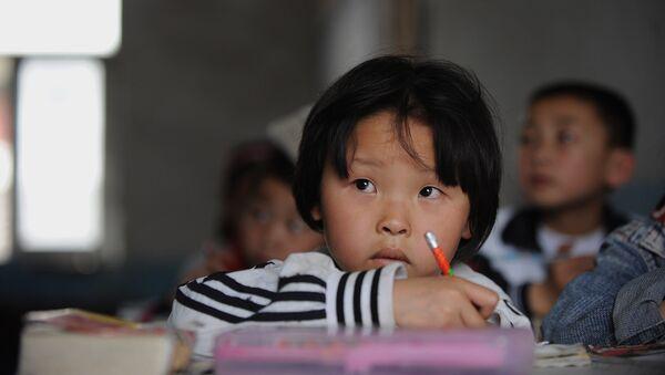 une école chinoise - Sputnik France