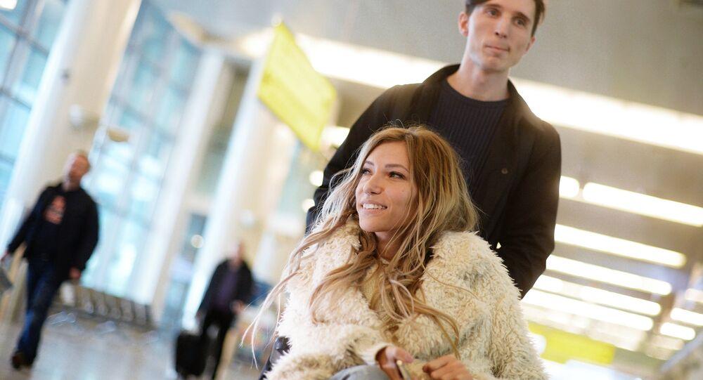Singer Yulia Samoïlova