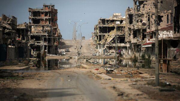 Des ruines en Syrie - Sputnik France