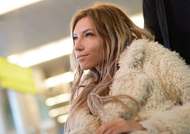 La chanteuse russe Ioulia Samoïlova participera à l'Eurovision… mais en 2018