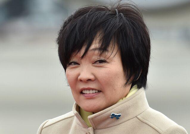 Akie Abe, l'épouse du Premier ministre japonais