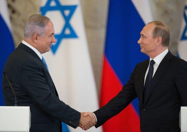 Poutine et Netanyahou