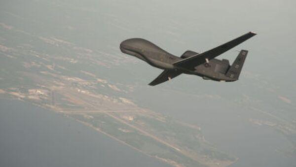 RQ-4 Global Hawk - Sputnik France