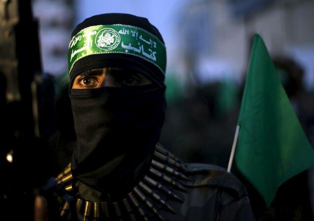 Combattant de Hamas