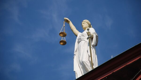 justice - Sputnik France