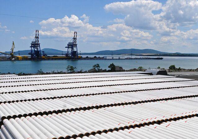 Turkish Stream: Gazprom a créé toutes les conditions pour construire sa partie marine