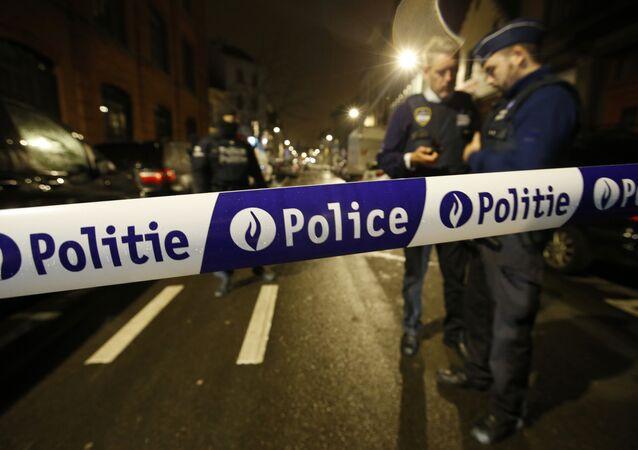 La police de Bruxelles